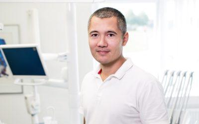 DR. CHONG AND COMMUNITY